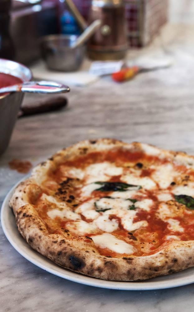 Pizzeria Salvo da tre generazioni, San Giorgio a Cremano