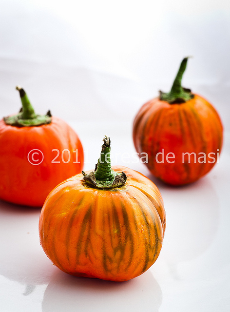 melanzane rosse al caramello agrodolce