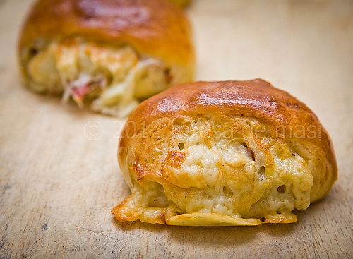 ricetta panino napoletano