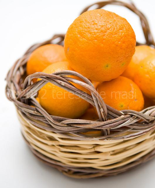 arance candite fatte in casa