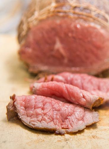 come si prepara il roast beef
