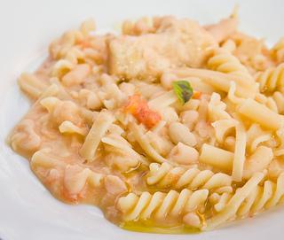 pasta e fagioli alla napoletana