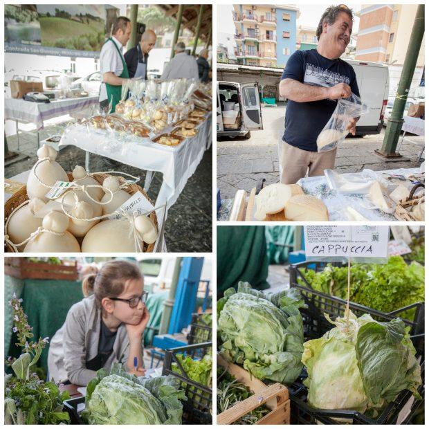 Mercato della terra Slow food