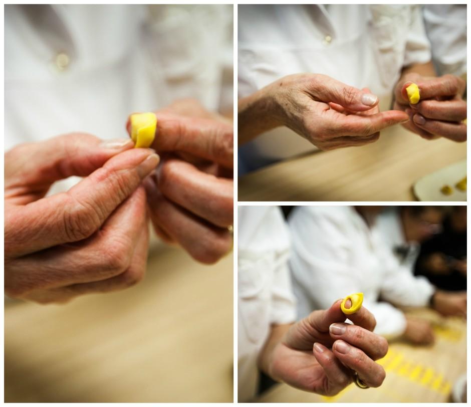 Come si preparano i tortellinii