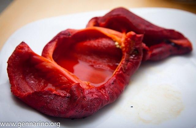 come arrostire i peperoni