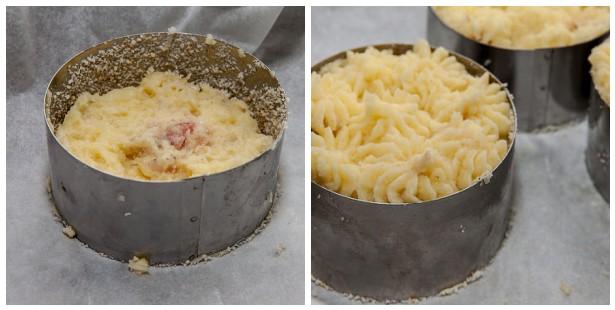 Sformato di patate alla piancetta piacentiina