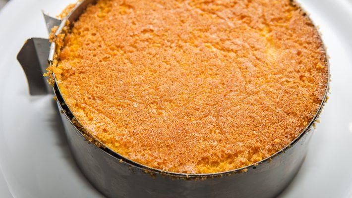 Come si prepara il pan di spagna