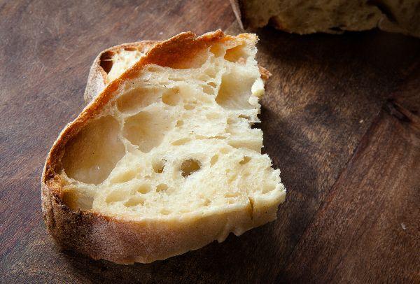 Pane di semola con lievito madre