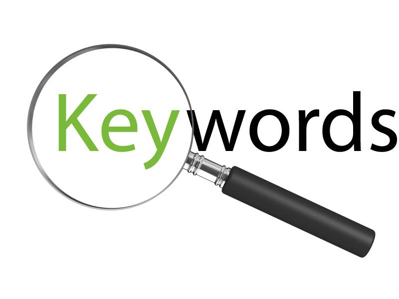 scegliere le parole chiave