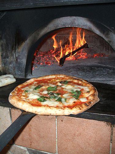 La pizza di Enzo Coccia