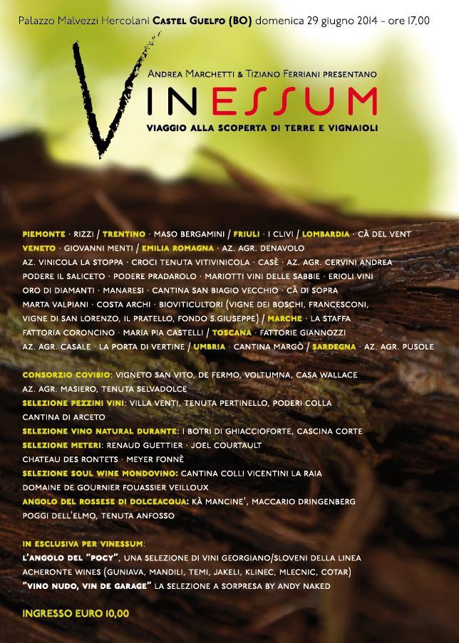 Vinessum
