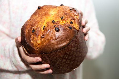 Il panettone di Massari, la ricetta