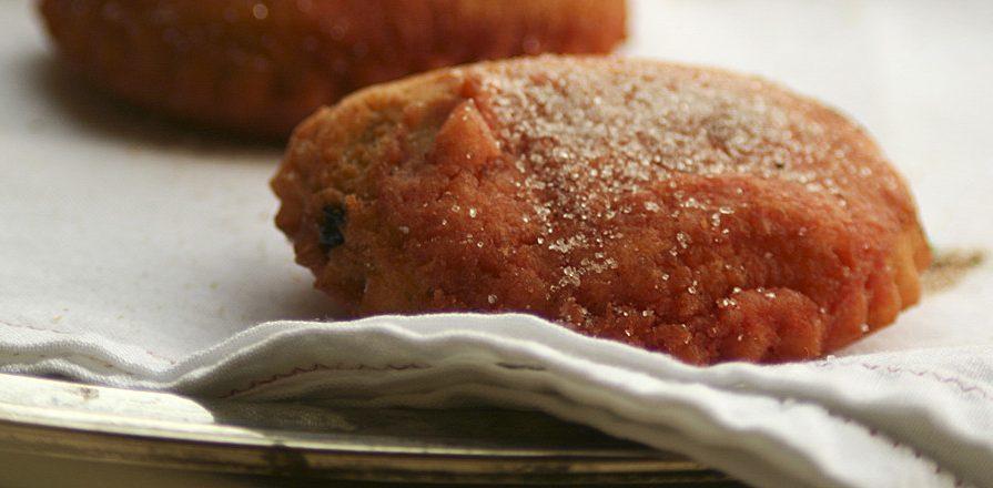 tortelli dolci fritti modenesi