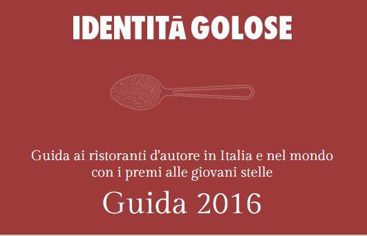 La Guida di Identità Golose 2016 è on line