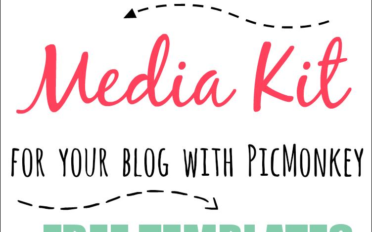 Media Kit per blogger